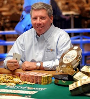 Mike Sexton Inducted into Poker Hall of Fame