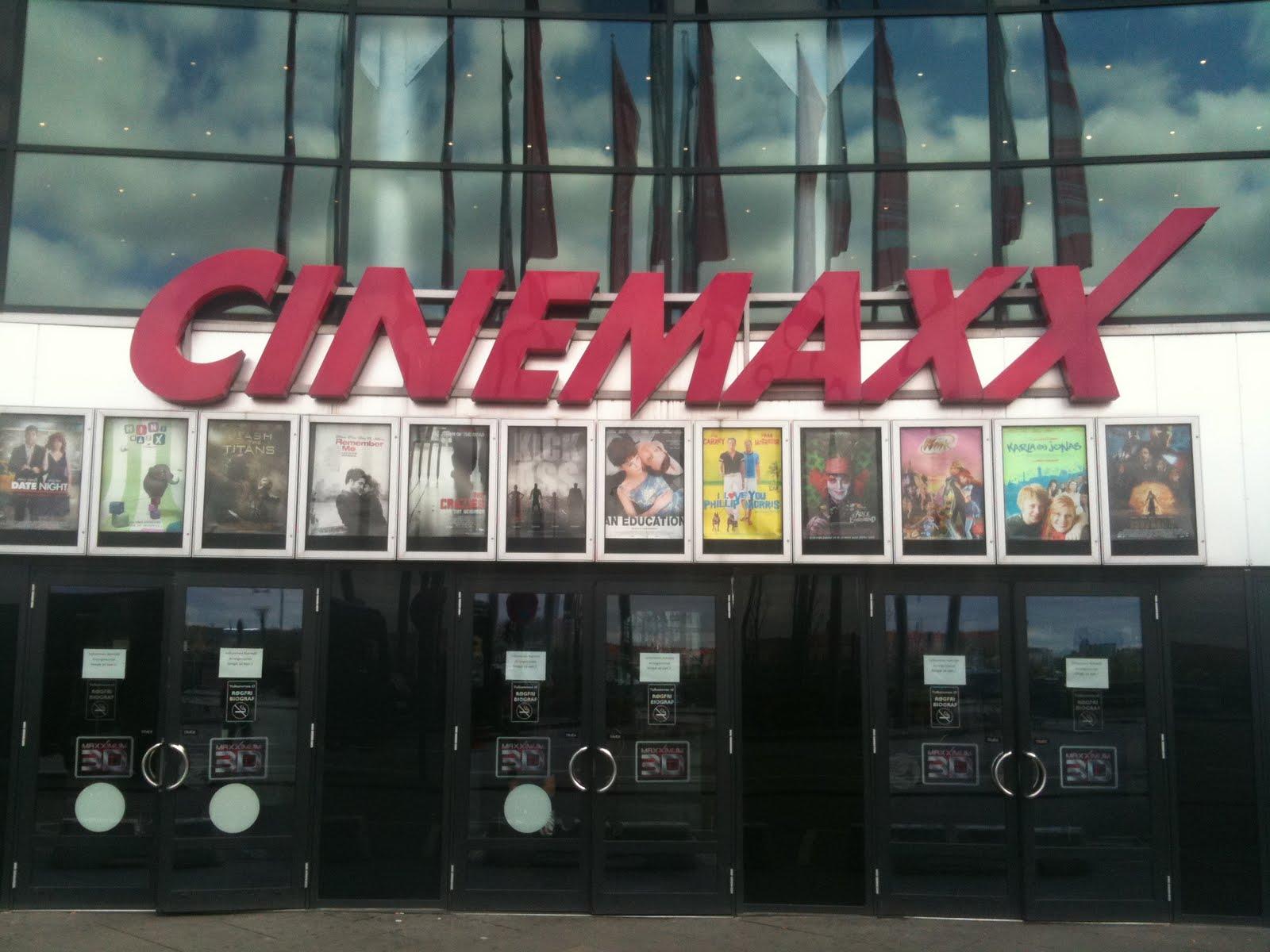 Copenhagen Photo Stories Cinemaxx Cinema At The Fisketorvet