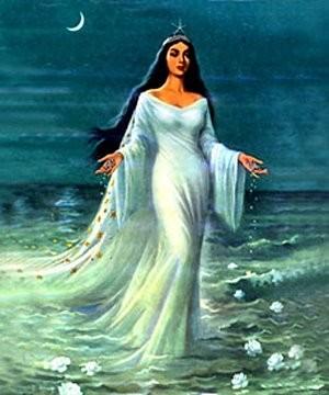 diosas mitologia: