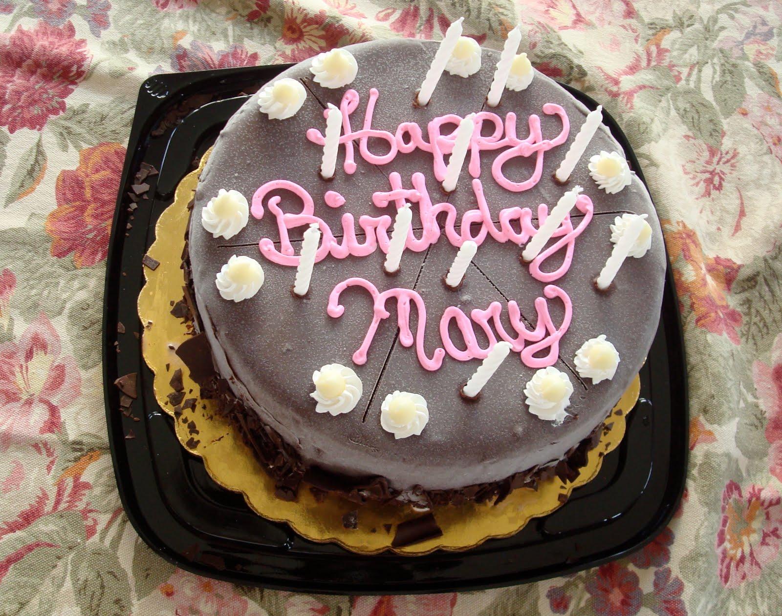 Parente Adventures Happy Birthday Mary