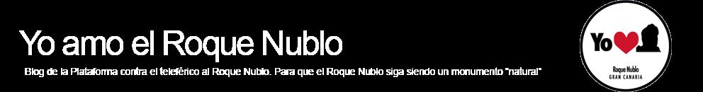 Yo amo el Roque Nublo