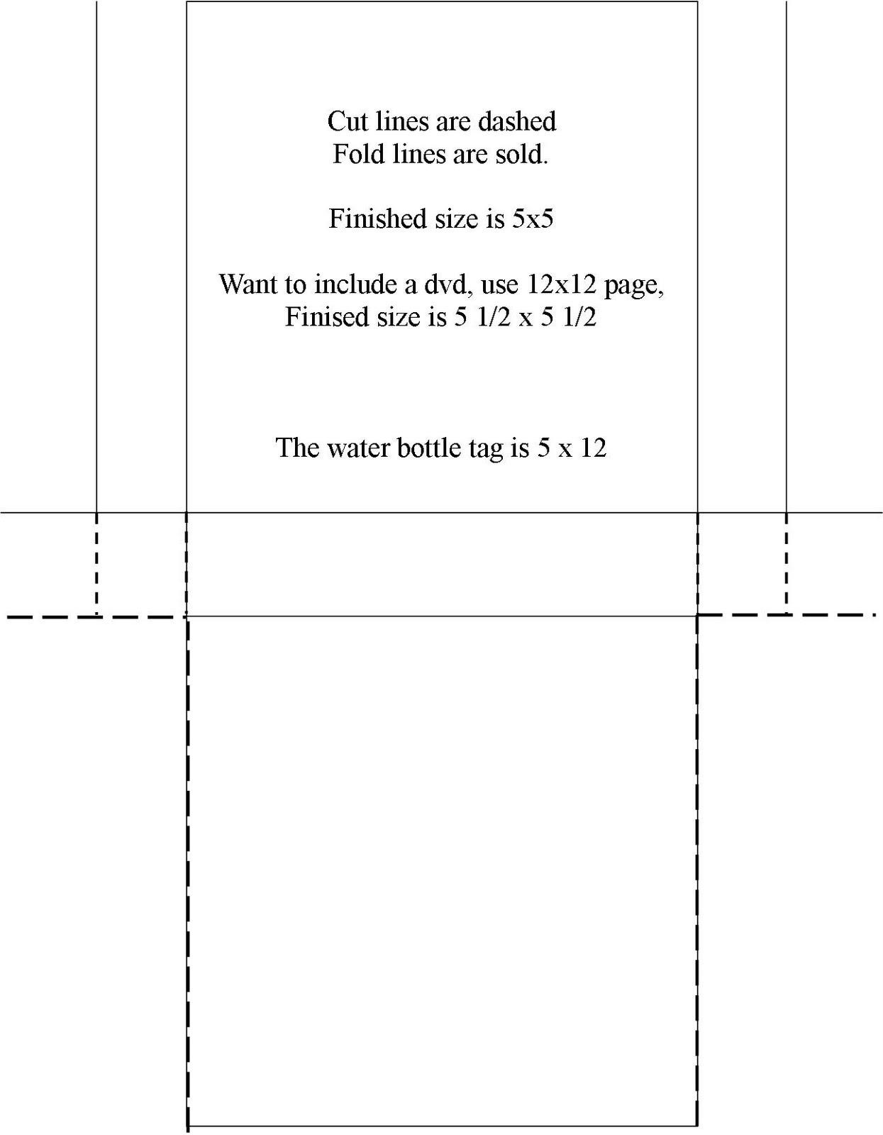 Vampire Craftin: 2 Liter Bottle Gift Tag