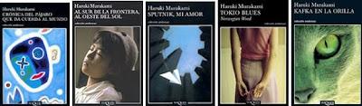 LibrosHarukiMurakami