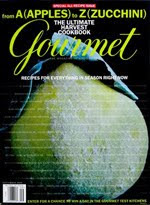 Cover Gourmet september 2009