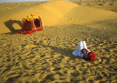 Jaisalmer, Desert