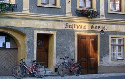 Gasthaus: los alojamientos