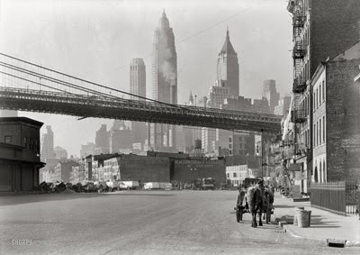 Nueva York, década 1930
