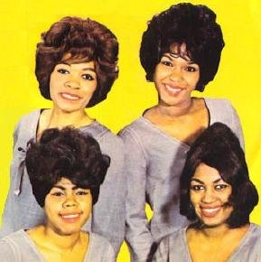 Sistahs of Rock Portrait: The Shirelles