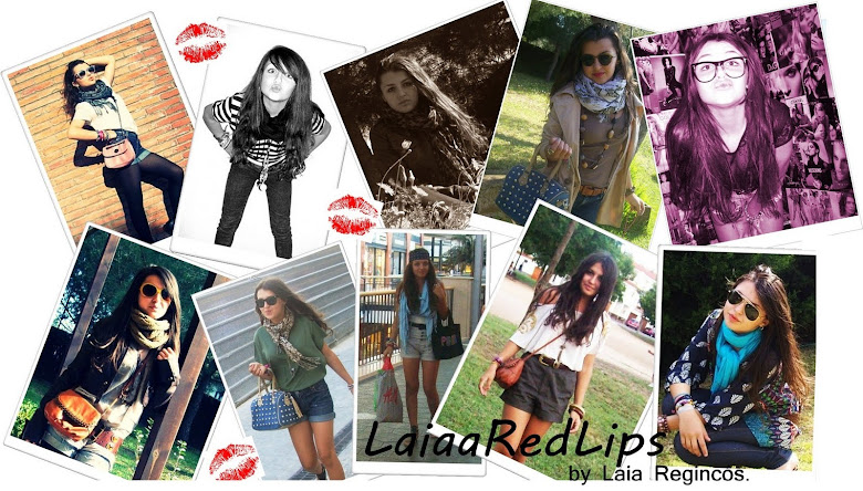 Laiaa Red Lips