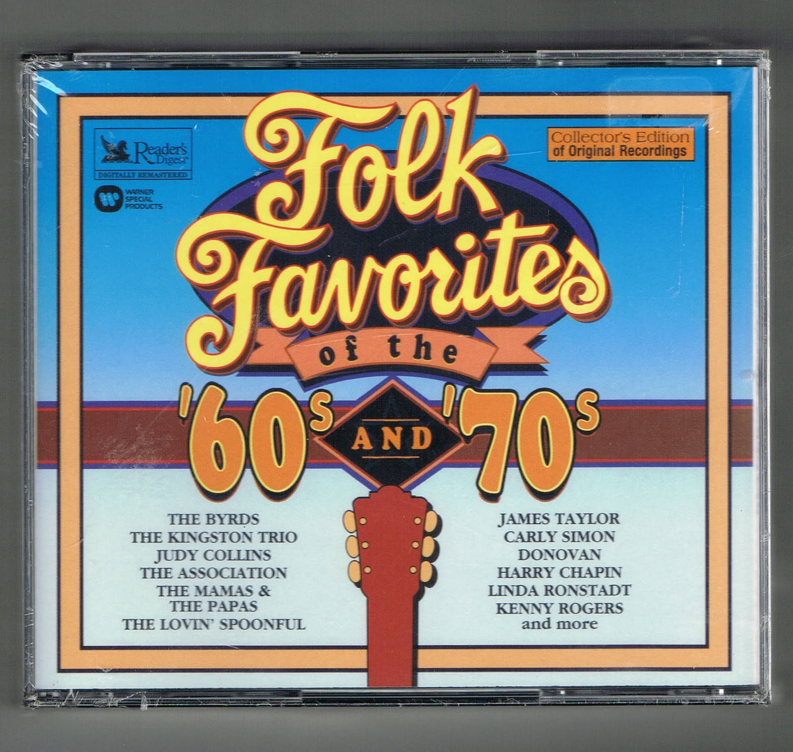 folk favorites of the 60s and