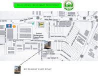 Peta Pejabat Pasti Pusat