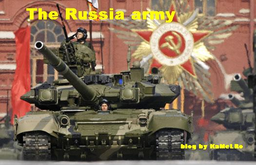- Russia army blog by KaMeLRo -
