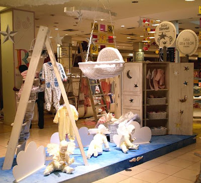 Silvana I Window Display And In Store Merchandising Of