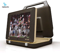 directv portable TV