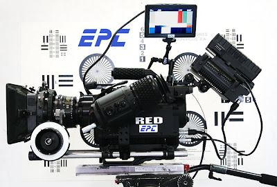 ampliar la Red One, con Red LCD y Red Electronic Viewfinder