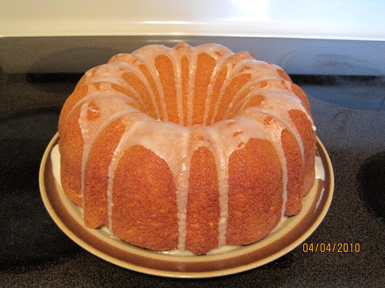 Life Rhythms Recipe 6 Orange Juice Cake