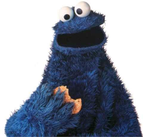 Mountain Music: Cookie Monster