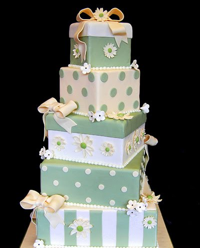 Wedding Cakes on Wedding Cakes Boxes With Different Flavor  I Now Present A Wedding