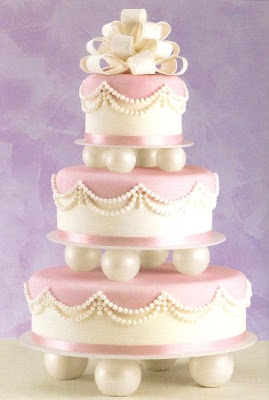 beauty wedding cake
