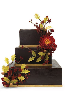 cakes alchemy autumn decorate