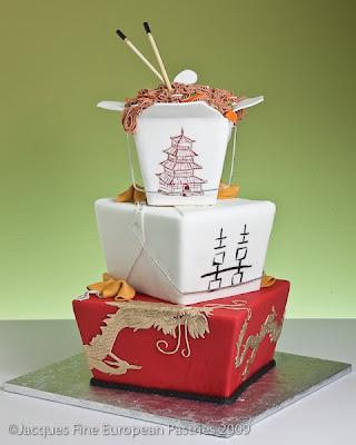 wedding cake from korean