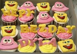 Spongebob decoration picture