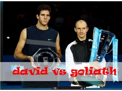 davydenko beats del potro