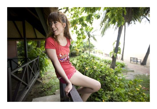Thai girl wallpaper