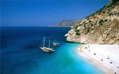 Sandstrand Türkei