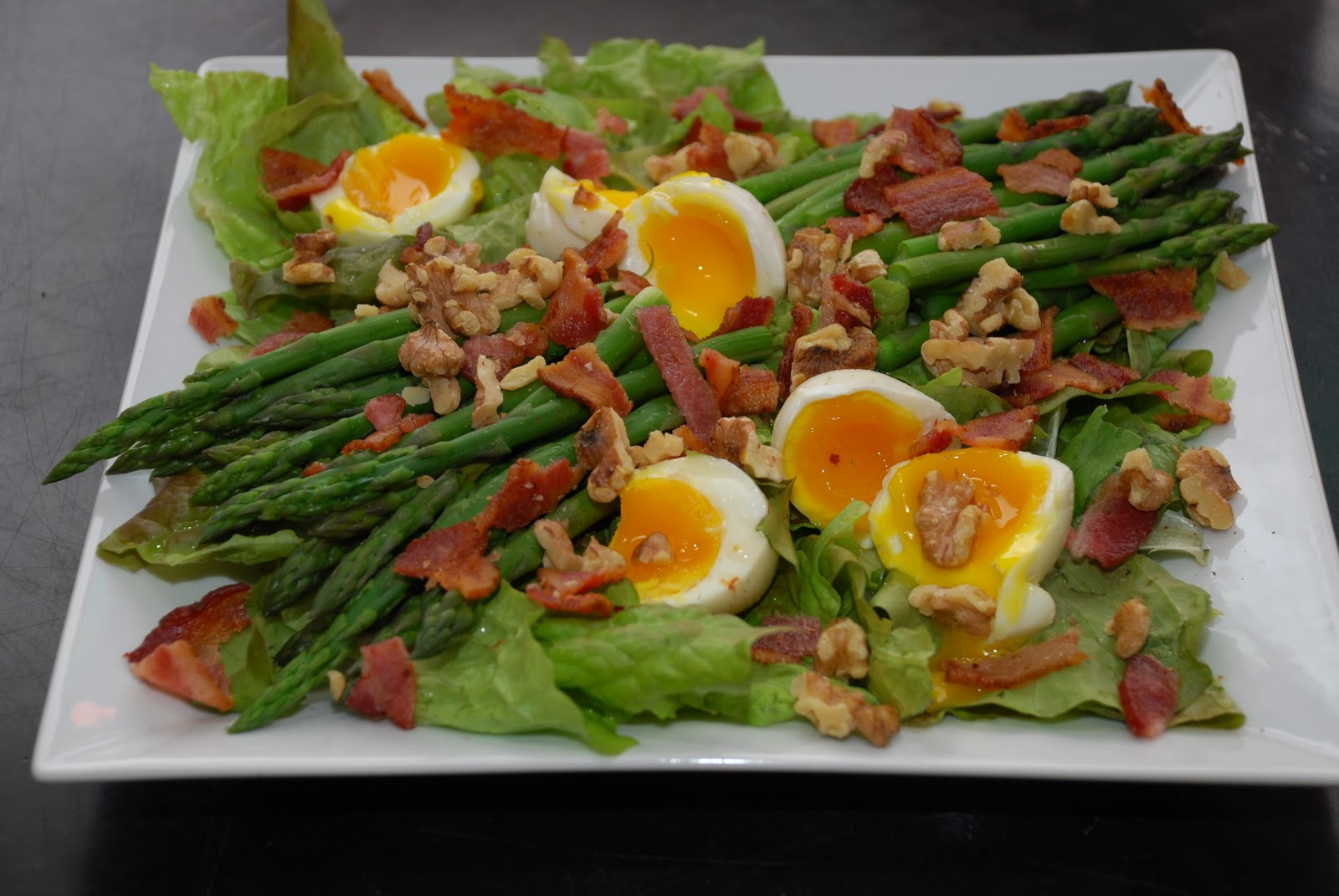 Famous french salad recipes