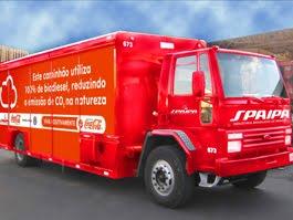 Caminhão Coca-Cola