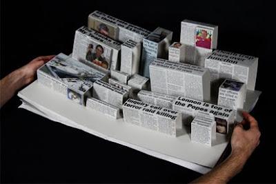 Jornal em 3D