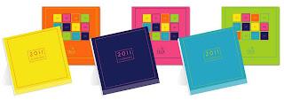 Teca Produtos de Papelaria lança na feira coleção de agendas e calendários para 2011