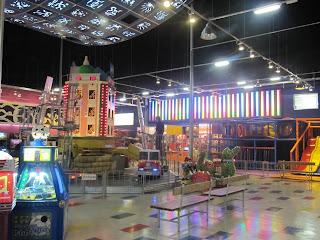 Grand Plaza: Playland é reinaugurado
