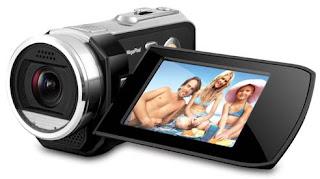 NewLink lança filmadora compacta prime