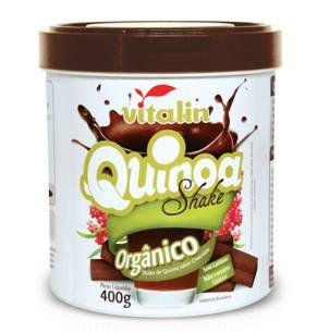 Quinoa Shake Orgânico Sabor Chocolate