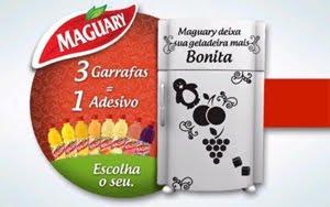 Maguary dá brindes nos PDVs