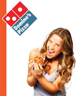 Domino's agora na internet