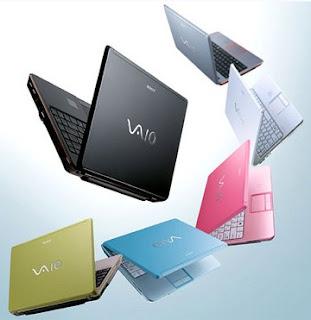 Sony e Intel ajudam o consumidor a escolher o Notebook ideal
