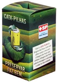 Drogaria São Paulo distribui cata-pilhas