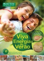 Mundo Verde lança Campanha para Verão/2011