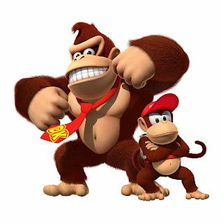 Lançamento: Nintendo Wii Donkey Kong