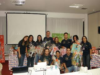 Promotores Foroni conferem as novidades para o Volta às Aulas 2011