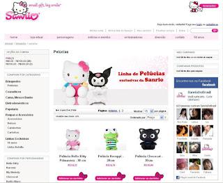 Hello Kitty agora com PDV Online