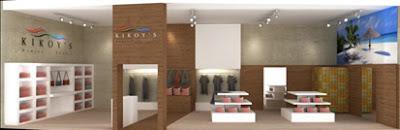 Brasil recebe a primeira loja da marca Kikoy's