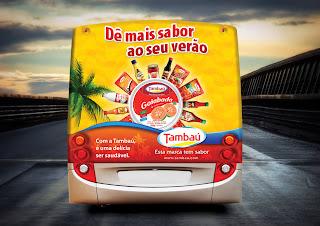 Campanha de Verão da Tambaú Alimentos