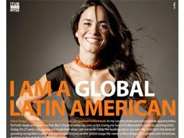 Itaú lança a primeira campanha internacional
