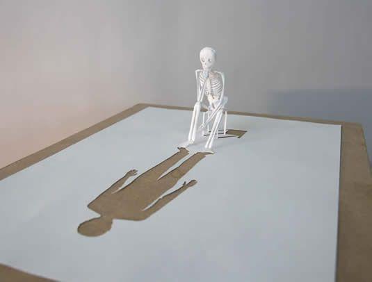 paper art 55 - Mind boggling paper crafts