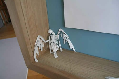 paper art 21 - Mind boggling paper crafts
