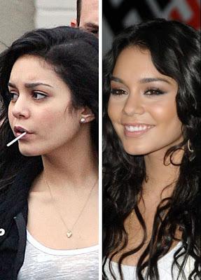 no makeup celebrity